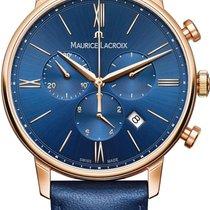 Maurice Lacroix Eliros EL1098-PVP01-411-1 Herrenchronograph...