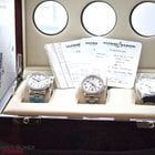 Ulysse Nardin Columbus Set Ref-263-58-3 Stainless Steel Box...