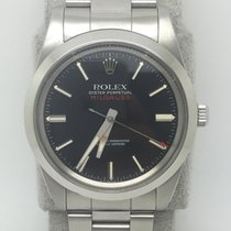 Rolex 1019 Vintage Milgauss With Excellent Condition Black Dial