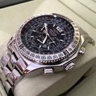Breitling B-2 Automatic Chronograph Pilot Steel 42 mm (Full...