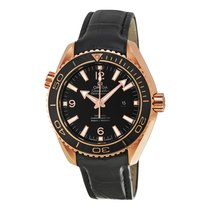 Omega Seamaster Planet Ocean Black Dial Black 23263382001001