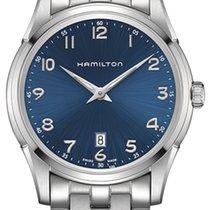 Hamilton Jazzmaster Thinline Herrenuhr H38511143