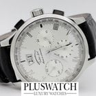Eberhard & Co. Extra Fort NOS White Dial Roue A Colonnes...