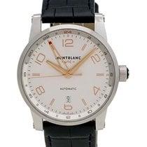 Montblanc Timewalker Voyager UTC Automatic Watch 109136