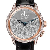 Jacob & Co. [NEW] Limited Edition Rose Gold Caligula...