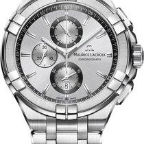 Maurice Lacroix AIKON AI1018-SS002-130-1 Herrenchronograph...