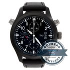 IWC Ceramic Pilot Double Chronograph Limited Edition IW3786-01