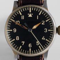 """A. Lange & Söhne Pilot B-Uhr WWII - Type A """"Navigators..."""