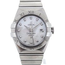 Omega Constellation Co-Axial 31