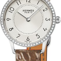 Hermès Slim d'Hermes PM Quartz 25mm 041737ww00