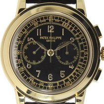 Patek Philippe Chronograph 18K Yellow  Gold ref. 5070J