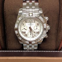 Breitling Chronomat 41 AB0140AA - Box & Papers  2015