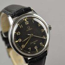 Omega Seamaster 30 Rare Military dial and aged patina.