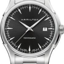 Hamilton Jazzmaster Viewmatic H32665131 Herren Automatikuhr...