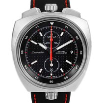Omega Seamaster Bullhead Co-axial Chronograph Watch 225.12.43....
