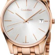 ck Calvin Klein time K4N21646 Armbanduhr flach & leicht