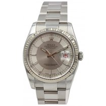 Rolex Men's Rolex Datejust Stainless Steel 116234