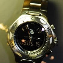 TAG Heuer Kirium Gents 40mm Multi-function Quartz (near Mint)