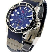 Ulysse Nardin Blue Surf Maxi Marine Diver Chronometer