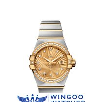 Omega - Constellation Co-Axial 31 MM Ref. 123.25.31.20.58.001