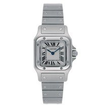Cartier Santos Galbee Automatic Ladies Watch Ref W20056d6