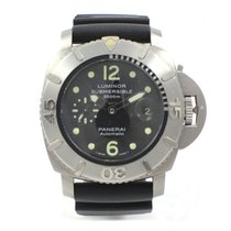 Panerai Titanium Luminor Submersible 2500M watch Ref. Pam285