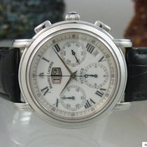 Maurice Lacroix Masterpiece Flyback Chronograph Herrenuhr  ...