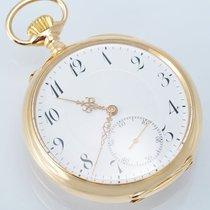 IWC Taschenuhr 585 Gold 50 mm 1913