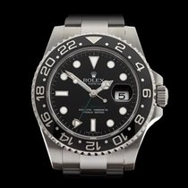 Rolex GMT-Master II Ceramic Stainless Steel Gents 116710LN