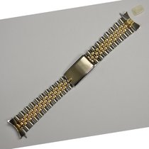 Rolex Vintage Gold and Steel Jubilee Bracelet 1601