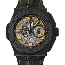Hublot Big Bang Unico Ferrari 401.CQ.0129.VR Skeleton Yellow...