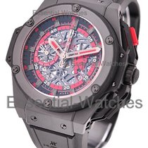 Hublot King Power Red Devil Manchester United Limited to 500 pcs.