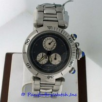 Cartier Pasha C Chronograph Pre-owned
