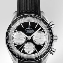 Omega SPEEDMASTER RACING CO-AXIAL CHRONOGRAPH 40 MM Acero con Pul