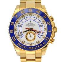Rolex Yacht Master 2 / 18k Yellow Gold / 116688