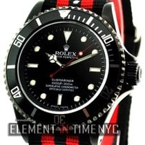 Rolex Submariner DLC Black Dial Ref. 14060