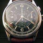 Tissot Cronografo con pulsante in corona