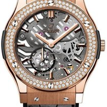 Hublot Classic Fusion Classico Ultra Thin Skeleton 42mm