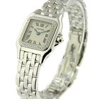 Cartier Ladies Panther White Gold