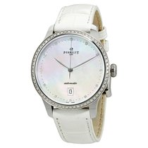 Perrelet First Class Mother Of Pearl Automatic Ladies Watch