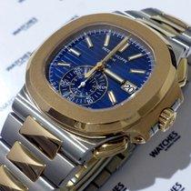 "Patek Philippe Nautilus Chronograph ""Tiffany &..."