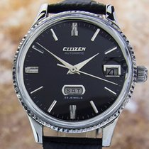 Citizen Jumbo Size Mens Japanese Automatic Vintage Watch...