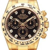 ロレックス (Rolex) Cosmograph Daytona 116508 Black Diamond Tachymet...