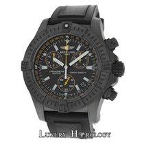 Breitling Avenger Seawolf Blacksteel M73390 LimitedChronometer...