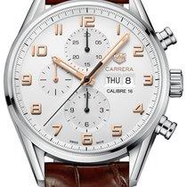 豪雅 (TAG Heuer) Carrera Calibre 16 Automatic Chronograph 43mm...