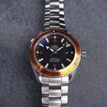 Omega Seamaster 600m Planet Ocean Date