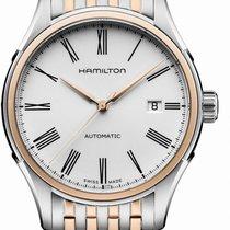 Hamilton Valiant H39525214 Herren Automatikuhr Klassisch schlicht