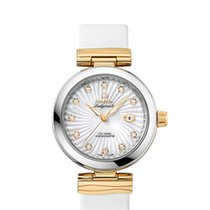 Omega DE VILLE LADYMATIC CO-AXIAL 34 MM YELLOW GOLD
