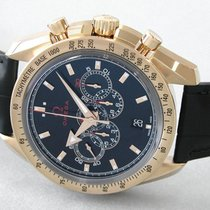 Omega Speedmaster Broad Arrow 18K Solid Rose Gold