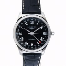 Longines Master Collection Gents XL GMT